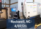 CNC Machine Shop Auction
